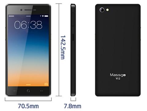 MASSGO – Thêm một thương hiệu điện thoại đến từ Việt Nam