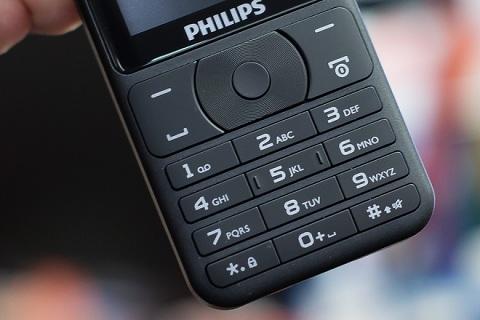 [Mở hộp] Philips E180 – Điện thoại phổ thông pin khủng, kiêm sạc dự phòng của Philips