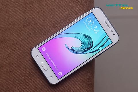 Samsung Galaxy J2 – chiếc điện thoại kết nối 4G đầu tiên trong tầm giá 3 triệu