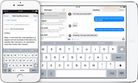 Thay đổi kích thước font chữ trên iOS