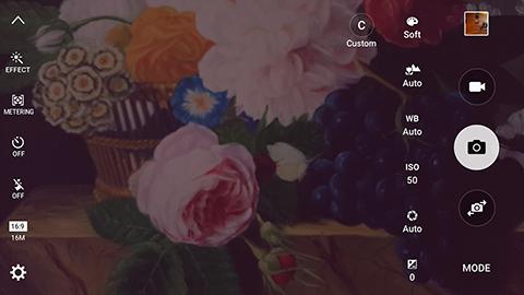 Trải nghiệm camera của Samsung Galaxy S6 Edge Plus
