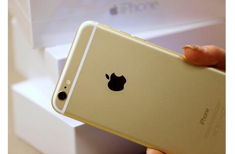 Kết quả hình ảnh cho iphone 6 gold