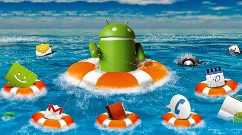 cách sao lưu dữ liệu trên điện thoại Android