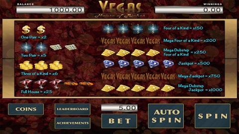 All Vegas Rich Slots Machines là một tựa game mô phỏng các thể loại trò  chơi ăn bạc trong các sòng bạc lớn, game với đồ họa 3D đẹp mắt cùng hiệu ...