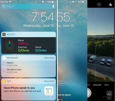 Review về hệ điều hành iOS 10 phiên bản mới nhất của Apple
