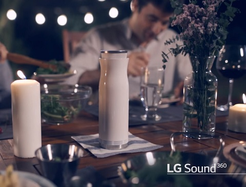 LG Sound360 Bluetooth