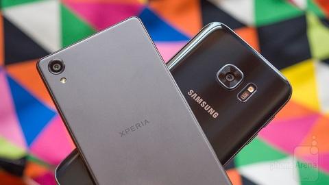 """""""Đọ trình"""" camera của Sony Xperia X và Samsung Galaxy S7 - 143097"""