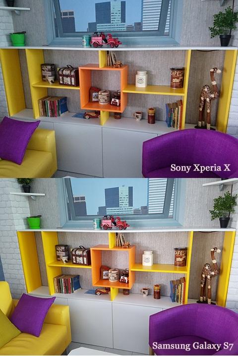 """""""Đọ trình"""" camera của Sony Xperia X và Samsung Galaxy S7 - 143099"""