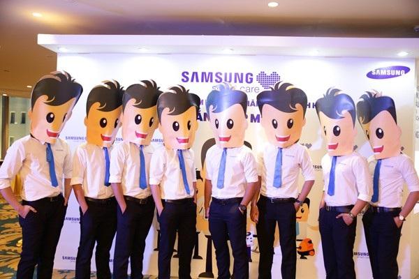 Tìm hiểu dịch vụ chăm sóc khách hàng 5 sao của Samsung