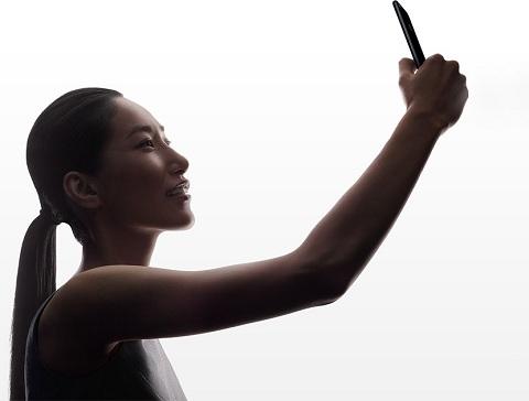Camera trước 7MP dành cho các tín đồ selfie