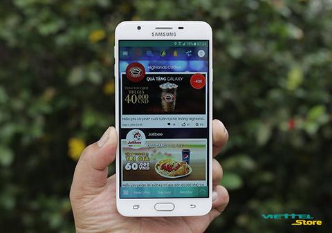 3 điểm giúp Samsung Galaxy J7 Prime chinh phục thị trường