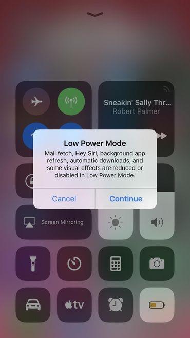 9 mẹo tăng thời gian sử dụng pin trên iOS 11 hiệu quả nhất