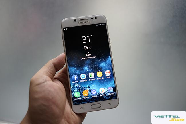 Samsung Galaxy J7+ cùng những tính năng vượt trội như flagship
