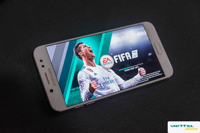 Hiệu năng Samsung Galaxy J7+: tác vụ mượt mà, cày game vi vu