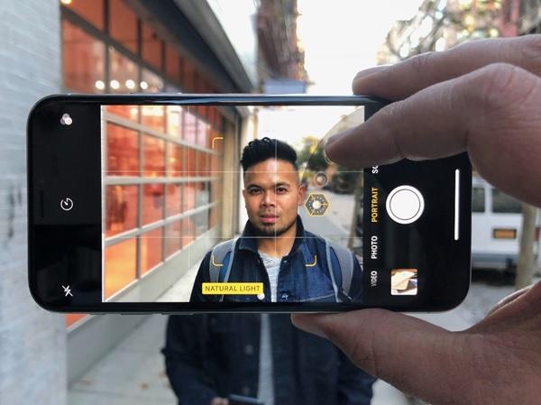 Cách chụp xóa phông trên iPhone X cực ảo diệu
