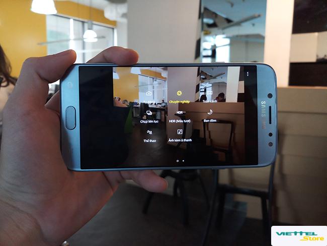 Cảm nhận về camera Galaxy J7 Pro sau thời gian sử dụng: đẳng cấp chụp thiếu sáng không đối thủ trong tầm giá