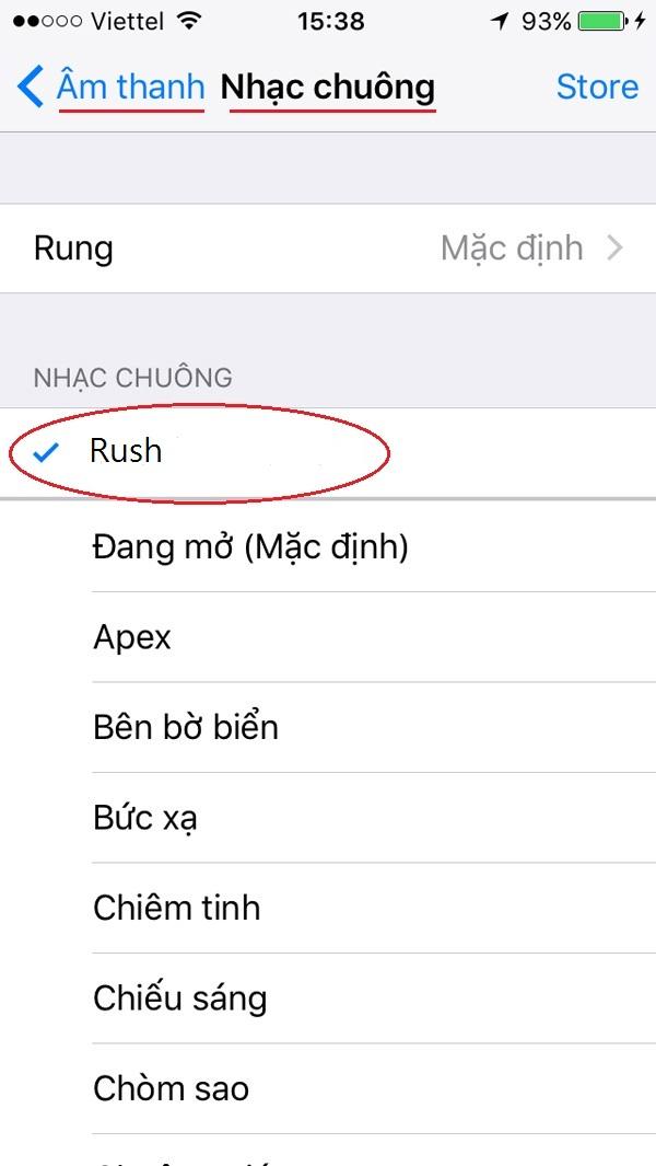 Bí kíp cài nhạc chuông Galaxy Note 8 cho iPhone siêu đơn giản