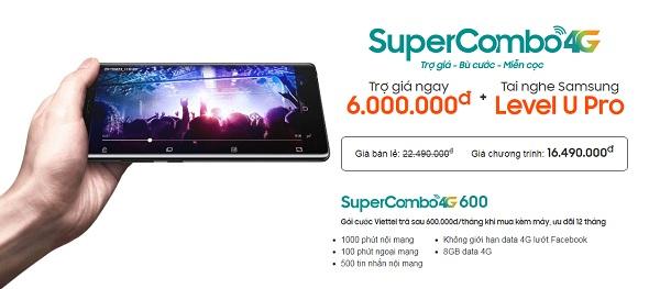 Bật mí cách mua Galaxy Note 8 giá rẻ hơn 6.000.000 đồng