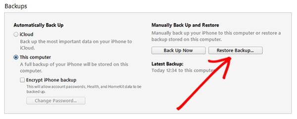 Thủ thuật từ iOS 11 hạ cấp về iOS 10.3.3 an toàn, nhanh chóng và dễ thực hiện nhất