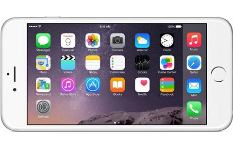 Khi mua iPhone cũ, ngừoi cũng nên kiểm tra lại các app cơ bản của máy