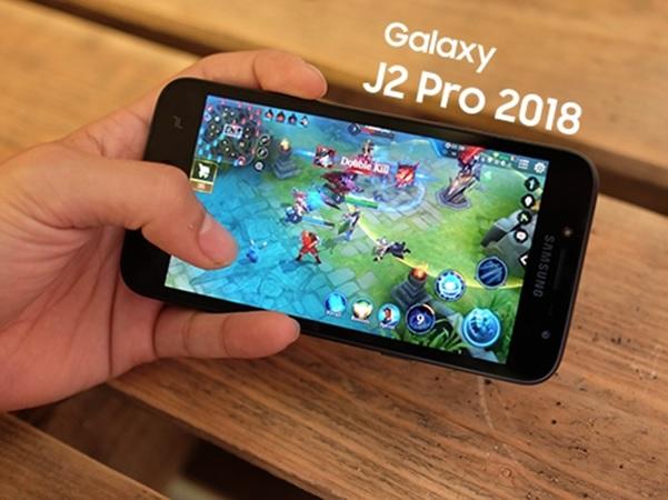 Cấu hình Galaxy J2 Pro 2018 có đủ dùng hằng ngày?