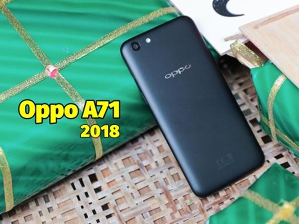 Oppo A71 giá bao nhiêu