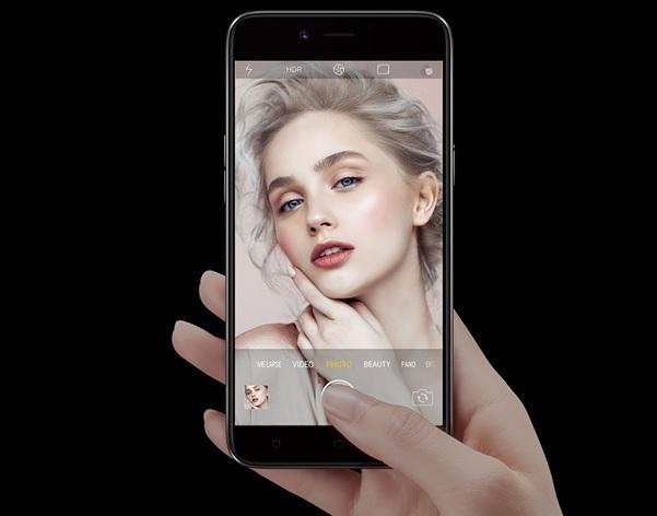 Cấu hình ổn, camera selfie tích hợp trí tuệ nhân tạo AI