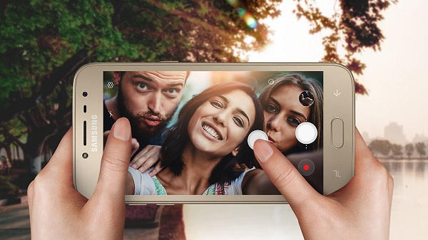 Đánh giá thiết kế Galaxy J2 Pro 2018 – chiếc điện thoại giá rẻ đến từ Samsung