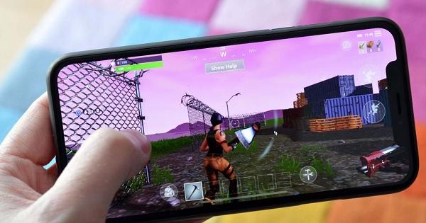 độc quyền game Fortnite