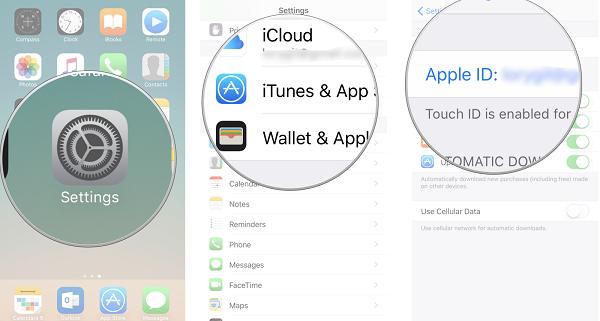 Thủ thuật đổi vùng App Store cho iPhone dành cho người mới
