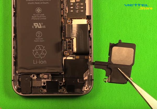 Có thể tự thay loa ngoài iPhone SE được không?