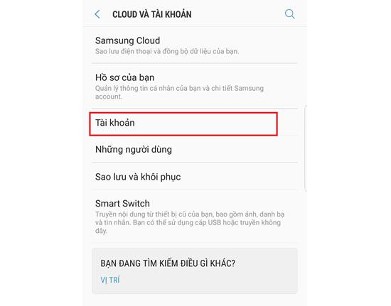 Thủ thuật nhanh nhất để thoát tài khoản Gmail trên Android