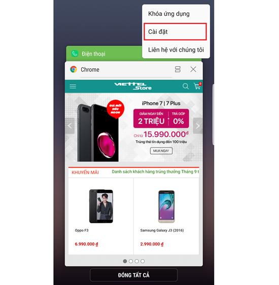 Cách chia đôi màn hình trên Android 7.0 cực kỳ đơn giản