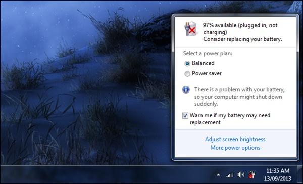 Laptop ngày nay đã hạn chế tình trạng chai pin1