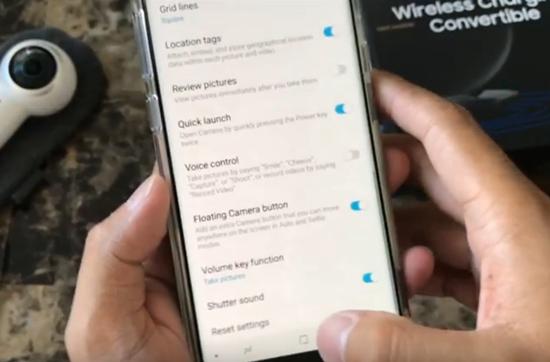 Hướng dẫn kích hoạt chụp hình động trên Galaxy Note 8 cực kỳ đơn giản