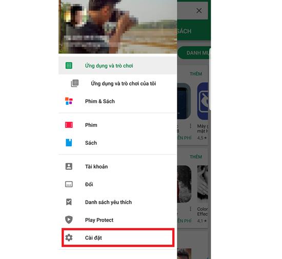Cách tắt thông báo cập nhật ứng dụng trên Android (2)