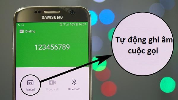 Mẹo bật chế độ tự động ghi âm cuộc gọi trên Samsung rất đơn giản