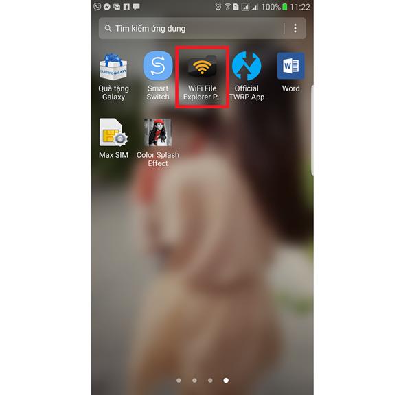 Hướng dẫn chuyển file từ máy tính sang Android qua Wifi dễ thực hiện