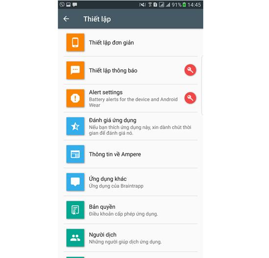 Cách đo dòng sạc điện thoại trên Android tiện lợi, chính xác