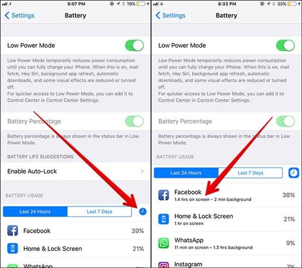 iOS 11 hao pin và những mẹo khắc phục không thể tuyệt vời hơn