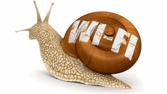 Rất nhiều yếu tố ảnh hưởng đến tốc độ kết nối wifi của bạn