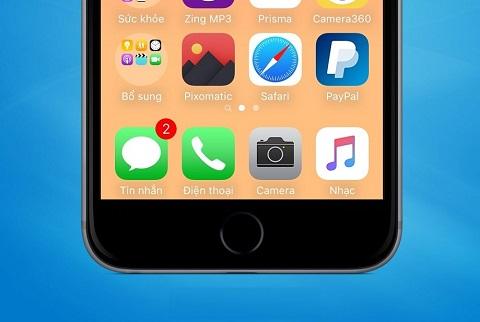 Cách thay đổi thanh dock cho iPhone cực kỳ đơn giản
