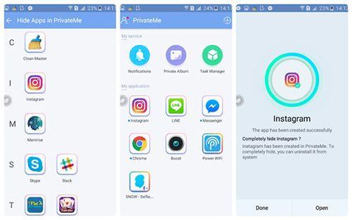 Tất tần tật về cách ẩn ứng dụng cho Android và iOS