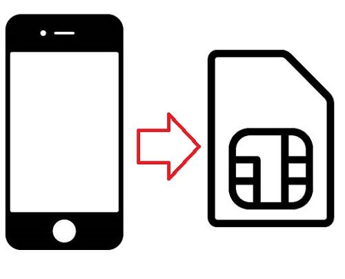 Có thể chuyển danh bạ từ iPhone sang sim không?
