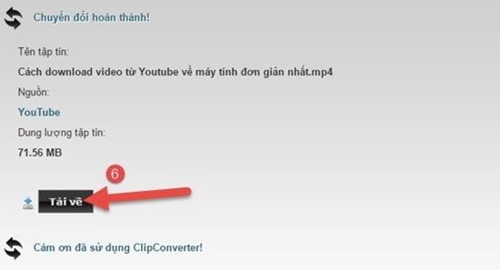 Cách tải nhạc từ Youtube nhanh nhất, hỗ trợ tải đuôi mp3