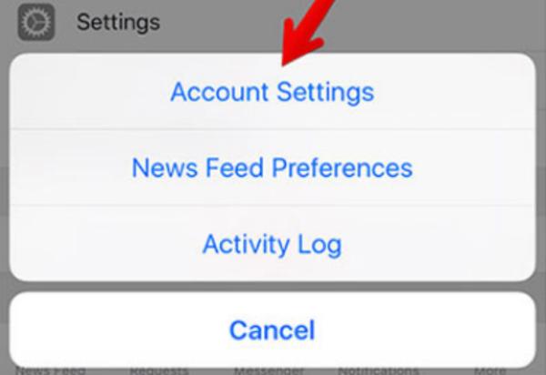 Cách tắt âm thanh Facebook và Messenger cực nhanh trên iOS và Android