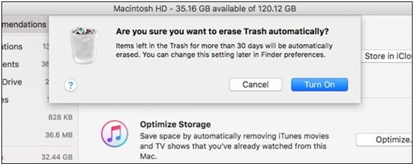 Mẹo dọn rác cho Macbook không phải Fan Apple nào cũng biết