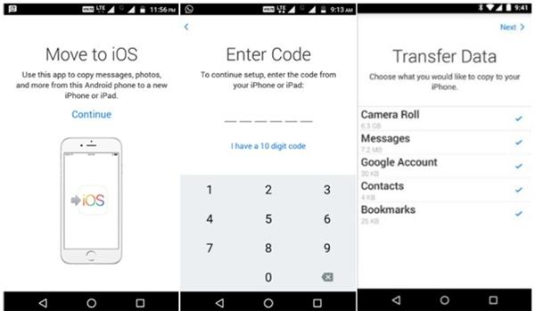 2 cách chuyển tin nhắn từ Android sang iPhone hiệu quả nhất
