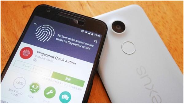 Làm sao để tùy biến cảm biến vân tay trên điện thoại Android?