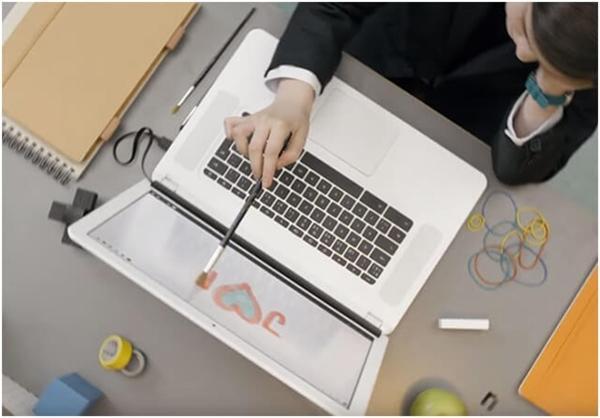 ... chính là thiết bị có kích thước tuy nhỏ gọn nhưng cũng rất vướng khi  gập Laptop. Chính vì vậy, khi sử dụng xong bạn lại phải tháo AirBar ra khỏi  Laptop.